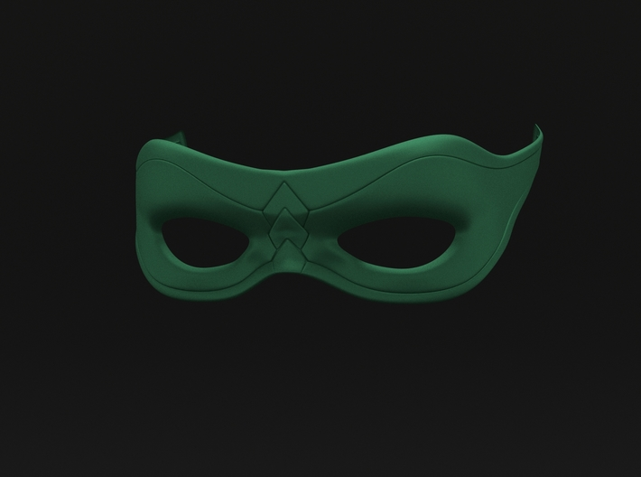 Arrow Mask 3d printed