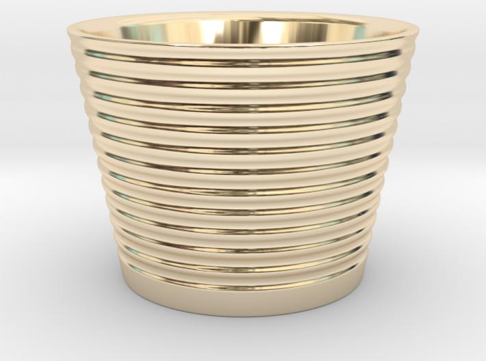 Japanese Sake cup 3d printed