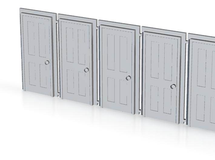 Type 5 X 5 - 810mm Doors - 4mm 3d printed