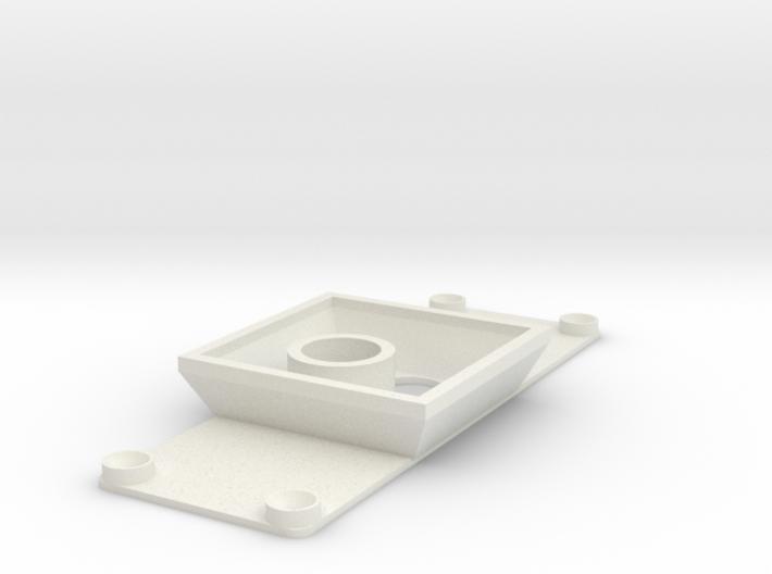 Raspberry Pi DIY Camera - Tripod 3d printed