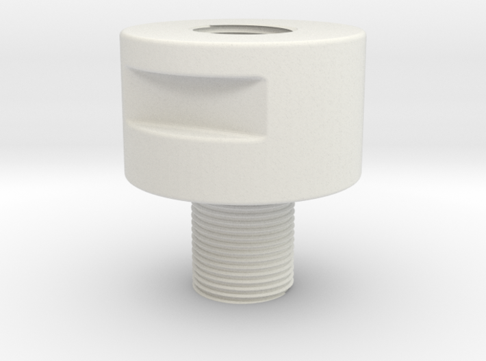 Adapter Male 14mm CW to Female 14mm CCW 3d printed