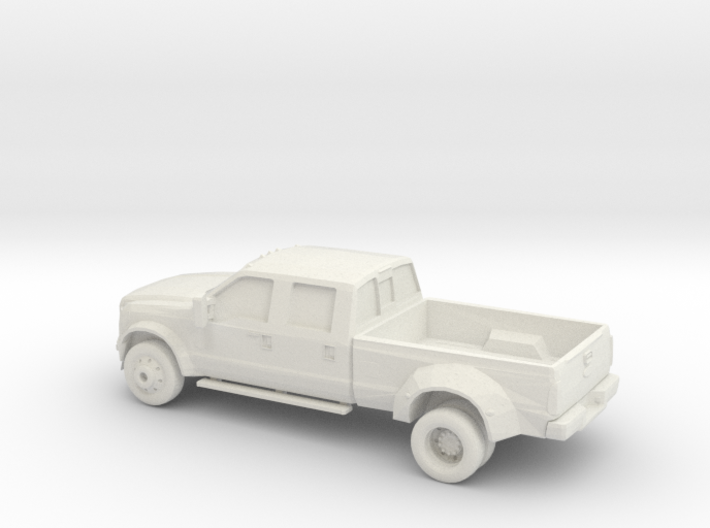 1/87 2014 Ford F450 Lariat Super Duty King Ranch 3d printed