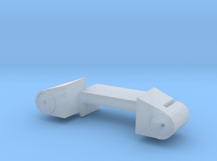 "Cylinders for ""Lilla"" 3d printed"