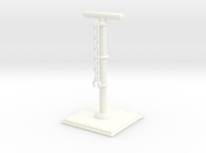 Sun Temple Perch 3d printed