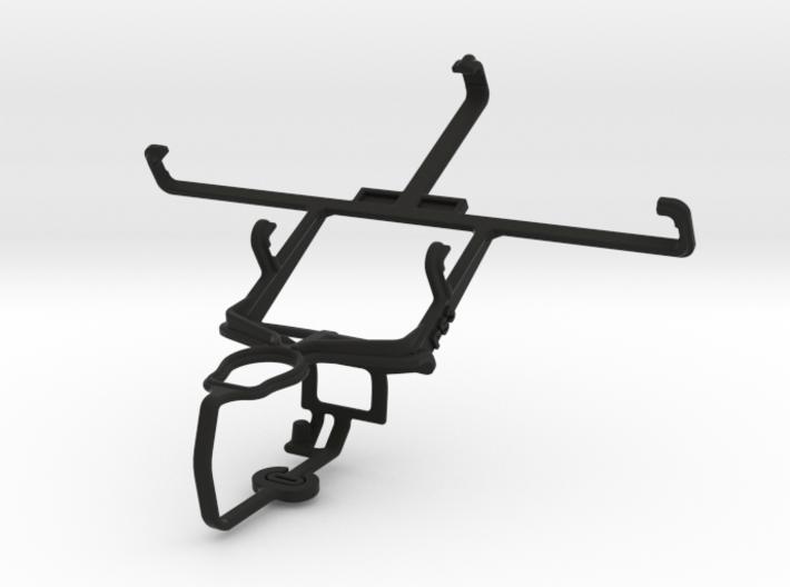 PS3 controller & Karbonn A27 Retina 3d printed