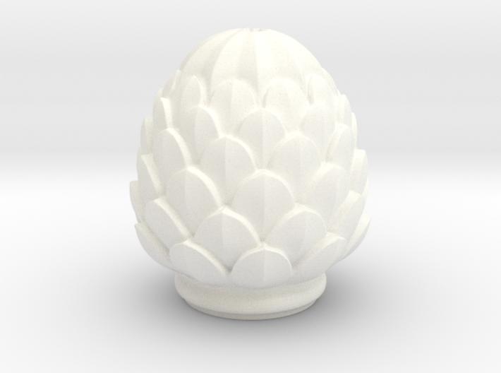 Pine Cone 3d printed