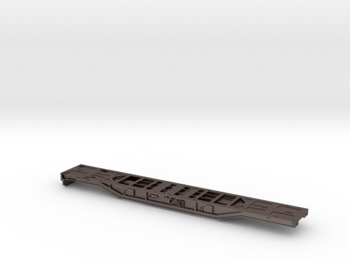 Cargo Spinter Wagenkasten ohne Motor_v2 TT 1:120 3d printed