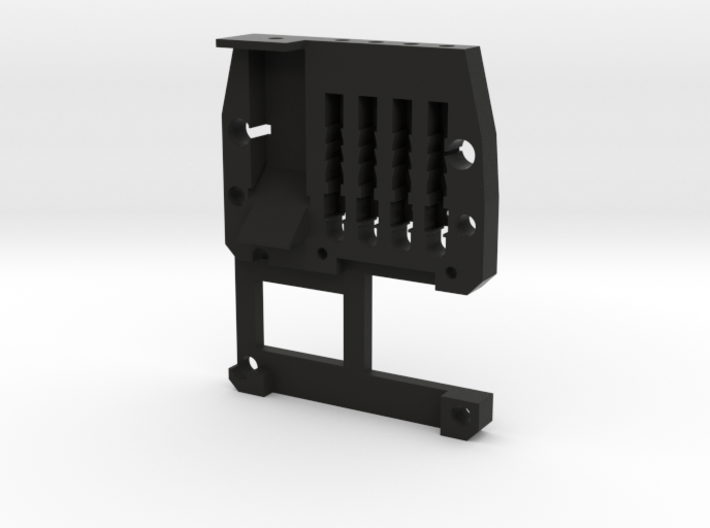 PhotometerMainOpticalMount 3d printed