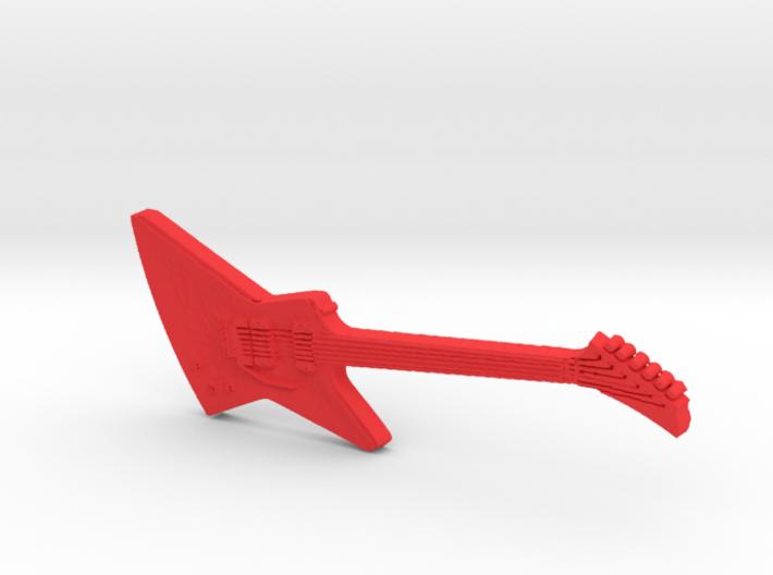 Guitar_01 3d printed guitar