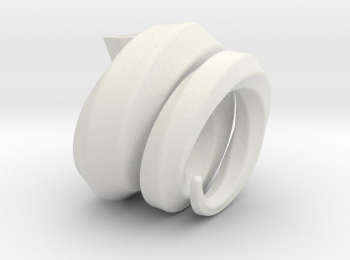 Vase002 3d printed