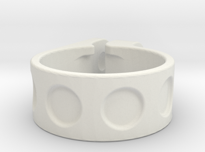 27,1 mm clamp 3d printed