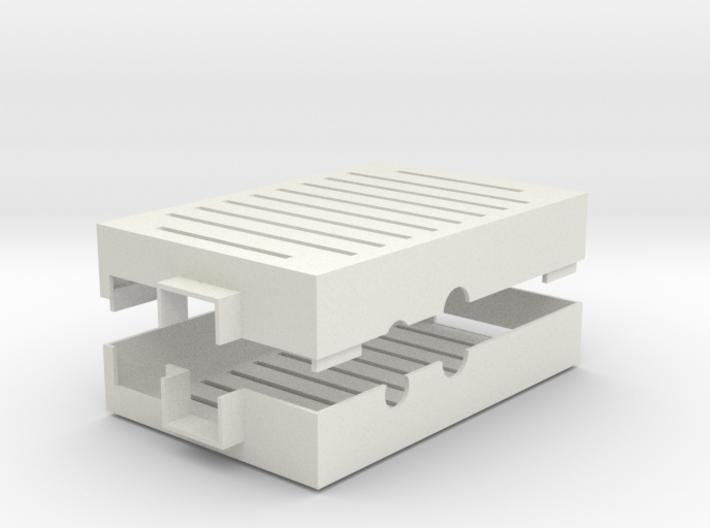 Raspberry Pi Case 3d printed