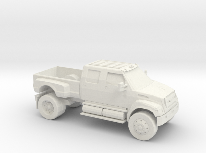 1/64 2000-13 Ford F 650 3d printed