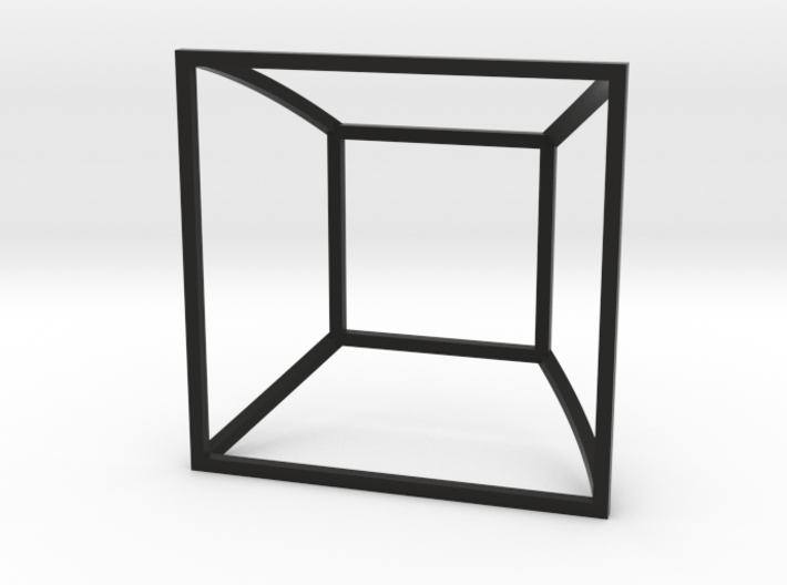 Rounded Squares 3d printed