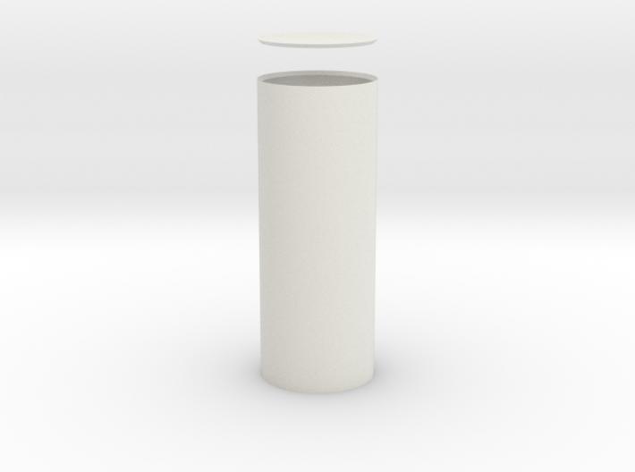 Columna Rotunda Solida 3d printed