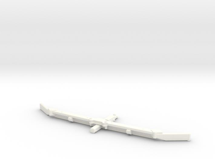 1/64 Alley scraper Blade 10' 3d printed