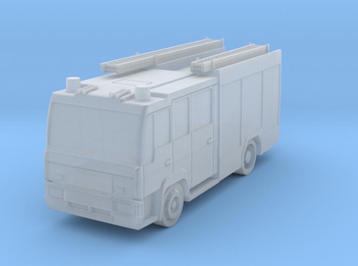 Feuerwehr LHF / Fire truck (Z, 1:220) 3d printed