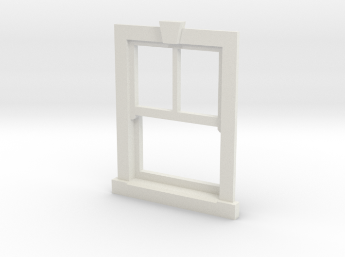 Window Type X7 22mm X 16mm - 4mm 3d printed