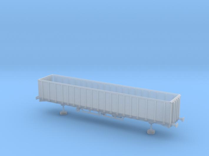 N Scale JNA Scrap Box 3d printed