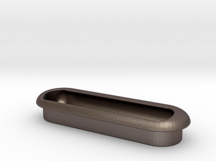 love handles I wide handle 120 I chic metals 3d printed