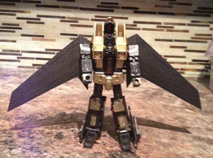 Transformers Seeker Dagger Wing Kit 3d printed