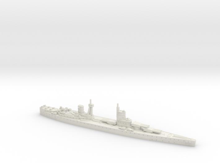 HMS Brittannia (N-3) 1/1800 3d printed