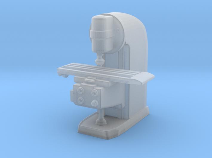 Boring Machine O Scale 1/48 3d printed