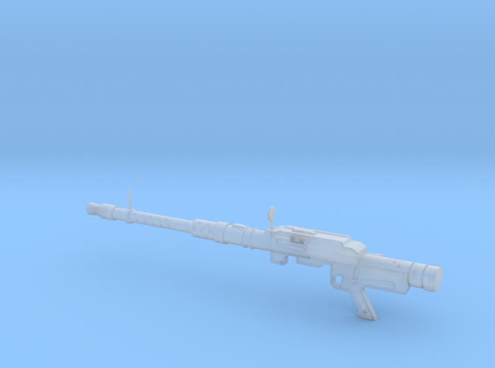 MG-131 1/10 Scale 3d printed