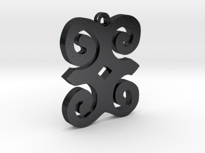 Dwennimmen Pendant 3d printed