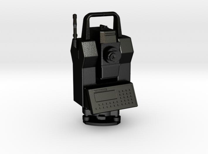 "Geodimeter 600 robot key fob 1.5"" 3d printed"