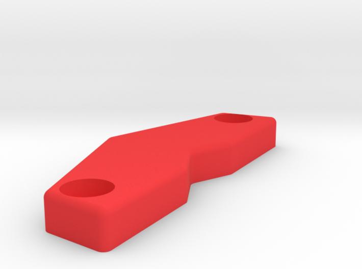 Strider Rear Skid 3d printed