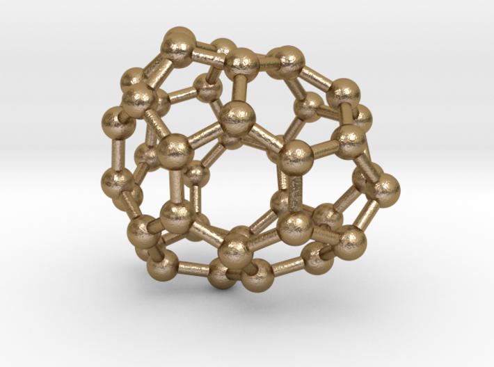 0118 Fullerene C40-12 c1 3d printed