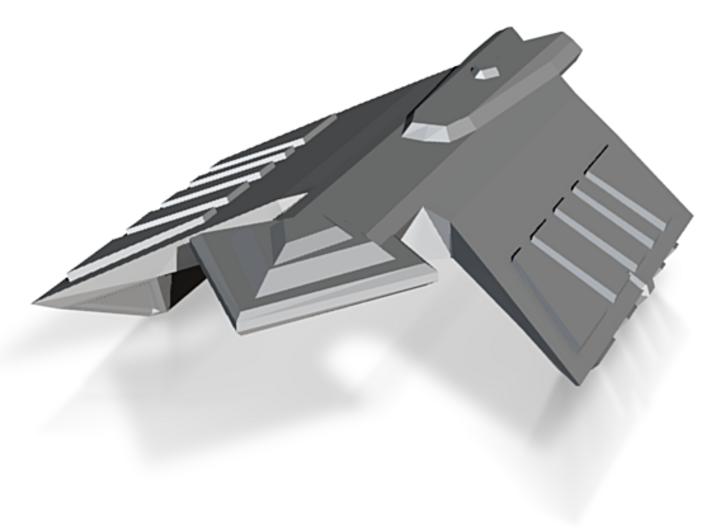 2400 Horde Frigate 3d printed