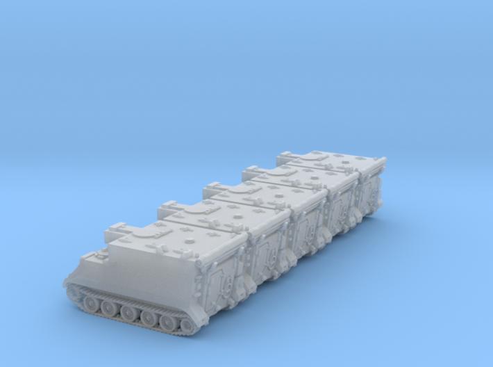 M-577-scale N-x5 3d printed