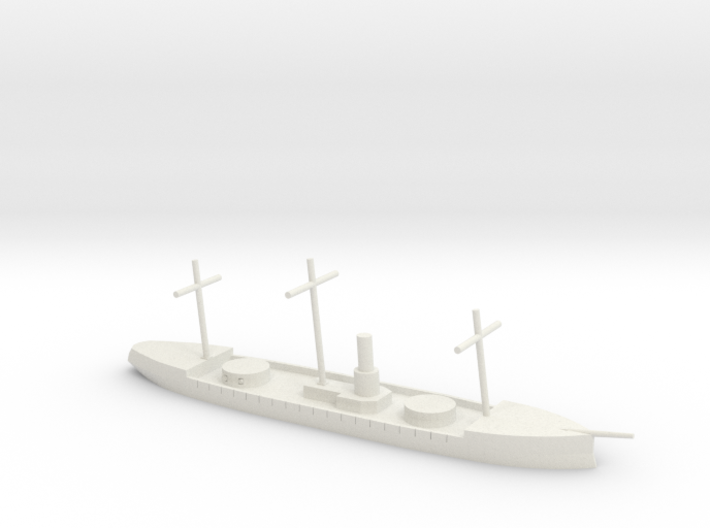 HMS Scorpion, 1/600 3d printed