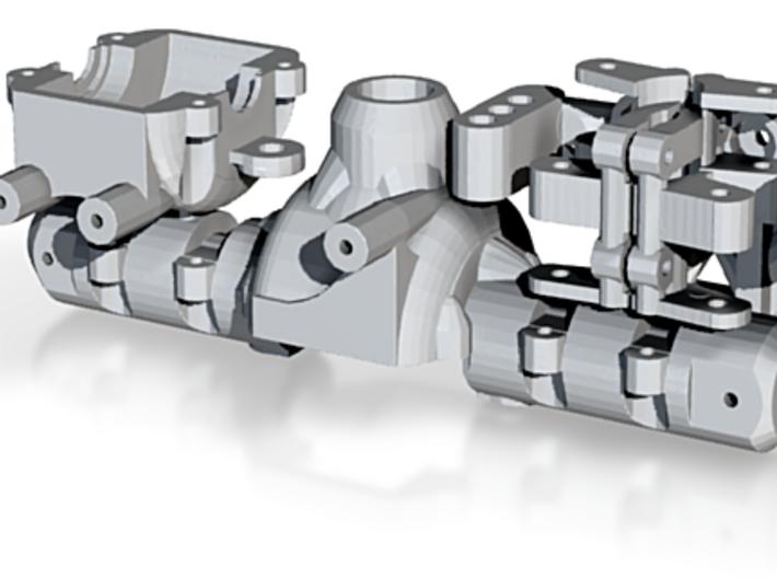 Mrc Axle V2 3d printed