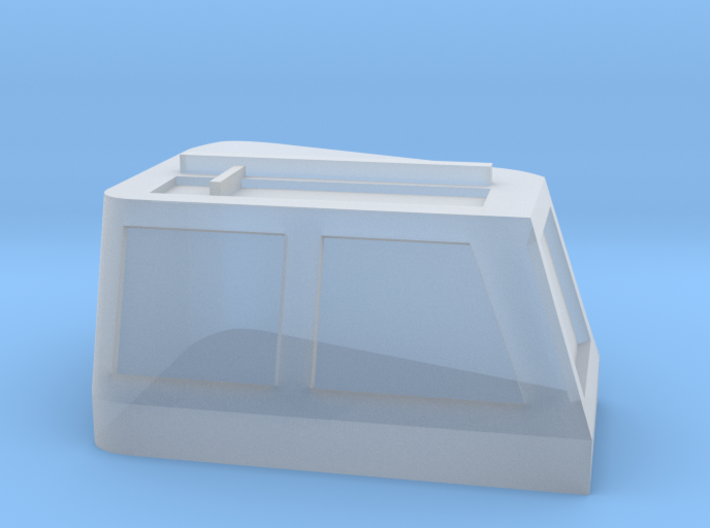 1:96 O.H. Perry Flight Deck Control Window 3d printed