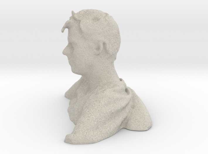 Scan Pieter-2a Cubify 3d printed