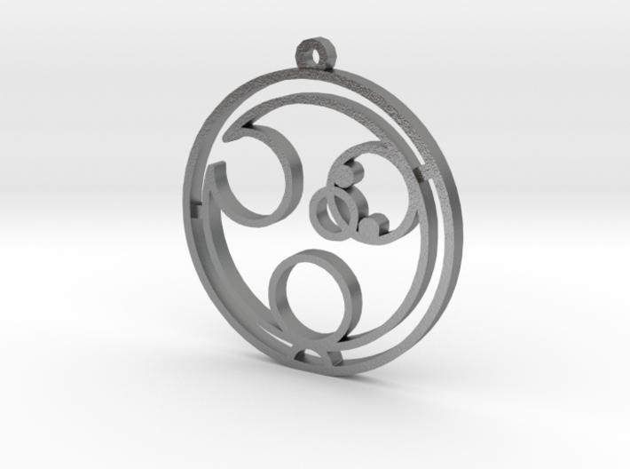 Jacob / Jakob - Necklace 3d printed