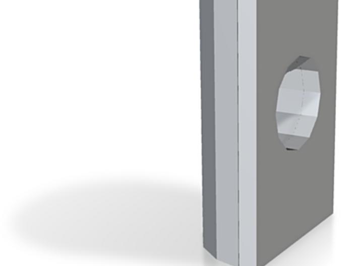 Front Derailleur adaptor 3d printed