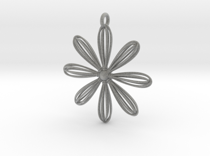 Whiskey Flower 3d printed