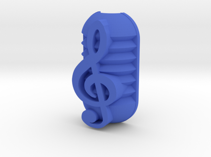 Headphone Jack Support part 1 3d printed