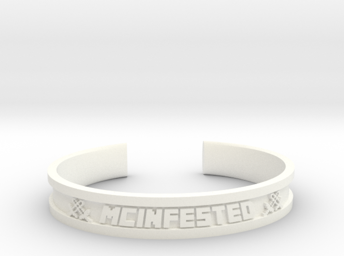 McBracelet (2.4 Inches) 3d printed