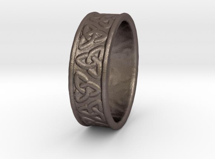 Celtic Ring 17.2mm 3d printed