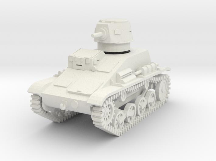 PV54 Type 94 TK Tankette (1/48) 3d printed