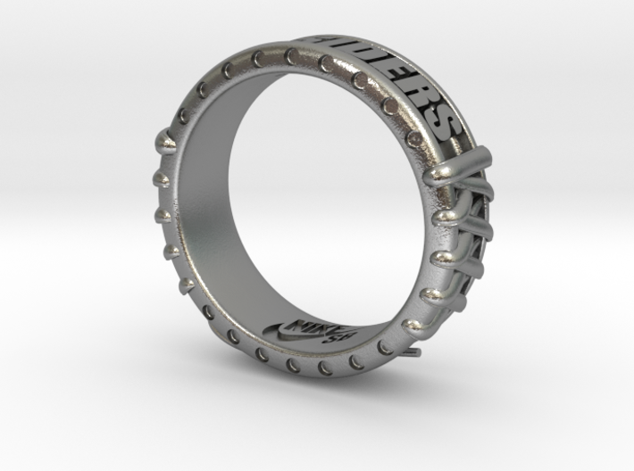 Insiders Ring size 6 3d printed