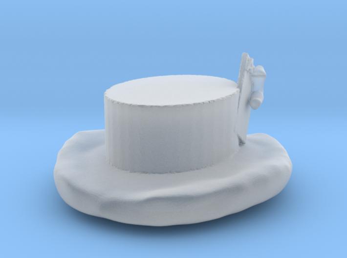 Alyxka Card Hat 3d printed