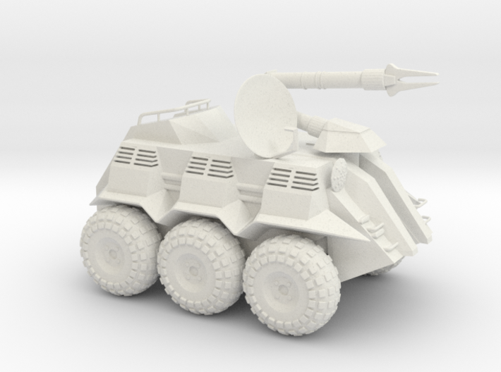 MALP 1/28 Scale 3d printed