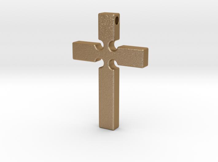 Monroe Cross Revised 3d printed