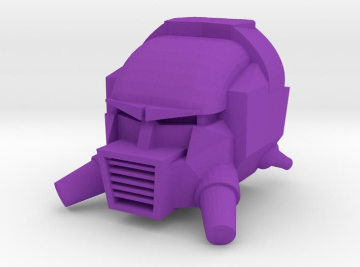 Customatron - Nephthys Head 3d printed